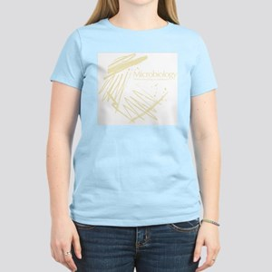 Microbiology Women's Light T-Shirt